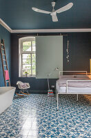 Bildno.: 11977507<br/><b>Feature: 11977480 - Slated for Success</b><br/>Renovation and transformation of a workshop into a home in Kaub, Germany<br />living4media / Scoffoni, Anne-Catherine