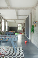 Bildno.: 11977521<br/><b>Feature: 11977480 - Slated for Success</b><br/>Renovation and transformation of a workshop into a home in Kaub, Germany<br />living4media / Scoffoni, Anne-Catherine