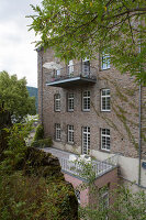 Bildno.: 11977531<br/><b>Feature: 11977480 - Slated for Success</b><br/>Renovation and transformation of a workshop into a home in Kaub, Germany<br />living4media / Scoffoni, Anne-Catherine