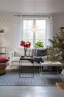 Bildno.: 11990687<br/><b>Feature: 11990664 - Christmas on the Family Farm</b><br/>Celebrating Christmas in Dalum, Sweden<br />living4media / Isaksson, Camilla