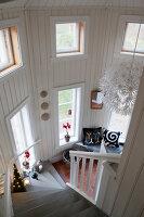 Bildno.: 11990703<br/><b>Feature: 11990664 - Christmas on the Family Farm</b><br/>Celebrating Christmas in Dalum, Sweden<br />living4media / Isaksson, Camilla