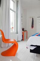 Bildnr.: 11990771<br/><b>Feature: 11990718 - Pure Lebensfreude</b><br/>Bea und ihre Familie lieben es bunt. Viel Wei&#223; ist die perfekte Leinwand. Leuwarden, NL<br />living4media / Isaksson, Camilla