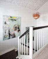 Bildno.: 12082853<br/><b>Feature: 12082842 - Re-inventing Style</b><br/>Newly built house overlooking Aarhus Bay, Denmark<br />living4media / Lene-K