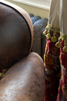 N° de l'image 12084351<br/><b>Reportage: 12084343 - French Cocooning</b><br/>Tiny apartment in Paris proves that style comes in all sizes<br />living4media / Hallot, Olivier