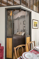 N° de l'image 12084367<br/><b>Reportage: 12084343 - French Cocooning</b><br/>Tiny apartment in Paris proves that style comes in all sizes<br />living4media / Hallot, Olivier
