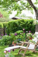 Bildno.: 12237147<br/><b>Feature: 12237139 - Bavarian Spring</b><br/>Allotment garden in Munich<br />living4media / Piru-Pictures