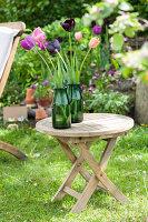Bildno.: 12237151<br/><b>Feature: 12237139 - Bavarian Spring</b><br/>Allotment garden in Munich<br />living4media / Piru-Pictures