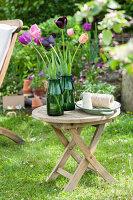 Bildno.: 12237153<br/><b>Feature: 12237139 - Bavarian Spring</b><br/>Allotment garden in Munich<br />living4media / Piru-Pictures