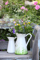 Bildno.: 12242559<br/><b>Feature: 12242556 - Decorative Herbs</b><br/>How to use herbs as a decorative accessory<br />living4media / Raider, Peter