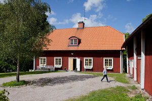 Bildno.: 12247345<br/><b>Feature: 12247336 - At Home with Gabriella</b><br/>A lovingly renovated house in Sweden<br />living4media / Isaksson, Camilla