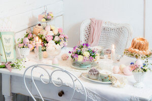 Bildno.: 12272717<br/><b>Feature: 12272716 - Easter Decorations</b><br/>The trends in this decorative scheme are elegant and delicate are<br />living4media / Bildh&#252;bsch