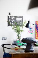 Bildno.: 12273625<br/><b>Feature: 12273611 - A Country Place</b><br/>Ceramics&#39; designer&#39;s home in Denmark<br />living4media / Jacobsen, Bjarni B.
