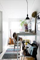 Bildno.: 12273647<br/><b>Feature: 12273611 - A Country Place</b><br/>Ceramics&#39; designer&#39;s home in Denmark<br />living4media / Jacobsen, Bjarni B.