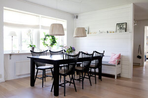 Bildno.: 12291719<br/><b>Feature: 12291704 - Frida&#39;s Magic Touch</b><br/>Family home in Uppsala, Sweden has a touch of luxury<br />living4media / Isaksson, Camilla