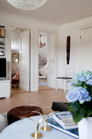Bildno.: 12291743<br/><b>Feature: 12291704 - Frida&#39;s Magic Touch</b><br/>Family home in Uppsala, Sweden has a touch of luxury<br />living4media / Isaksson, Camilla