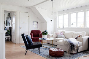 Bildno.: 12291753<br/><b>Feature: 12291704 - Frida&#39;s Magic Touch</b><br/>Family home in Uppsala, Sweden has a touch of luxury<br />living4media / Isaksson, Camilla
