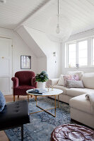 Bildno.: 12291755<br/><b>Feature: 12291704 - Frida&#39;s Magic Touch</b><br/>Family home in Uppsala, Sweden has a touch of luxury<br />living4media / Isaksson, Camilla