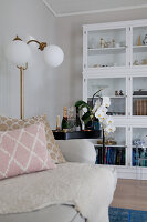 Bildno.: 12291765<br/><b>Feature: 12291704 - Frida&#39;s Magic Touch</b><br/>Family home in Uppsala, Sweden has a touch of luxury<br />living4media / Isaksson, Camilla
