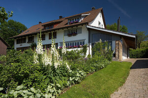Bildno.: 12293433<br/><b>Feature: 12293430 - Pastoral Idyll</b><br/>Ancient farmhouse gets a makeover in the province of Bern, Switzerland<br />living4media / Giovanelli, Francesca