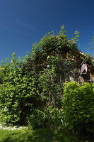 Bildno.: 12293459<br/><b>Feature: 12293430 - Pastoral Idyll</b><br/>Ancient farmhouse gets a makeover in the province of Bern, Switzerland<br />living4media / Giovanelli, Francesca