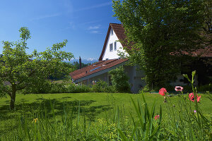 Bildno.: 12293461<br/><b>Feature: 12293430 - Pastoral Idyll</b><br/>Ancient farmhouse gets a makeover in the province of Bern, Switzerland<br />living4media / Giovanelli, Francesca