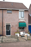 Bildno.: 12294507<br/><b>Feature: 12294454 - An Extra Room</b><br/>The garden of this Netherlands&#39; townhouse serves as an extra room<br />living4media / Isaksson, Camilla