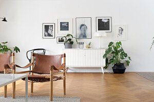 Bildno.: 12309021<br/><b>Feature: 12308982 - Stylish Space</b><br/>Renovated 1960s house near Stockholm, Sweden<br />living4media / M&#246;ller, Cecilia
