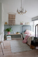 Bildno.: 12321735<br/><b>Feature: 12321691 - Paradise in Pastel</b><br/>Pale colours and soothing furnishings define this home in the Netherlands<br />living4media / Isaksson, Camilla