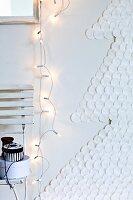 Designer Christmas wall decoration