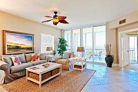 Large Oceanfront Living Room