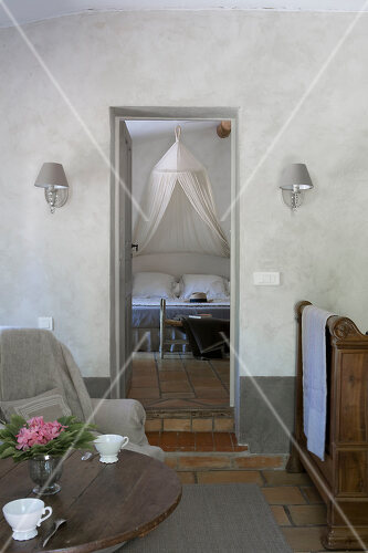 Charming bed and breakfast in France