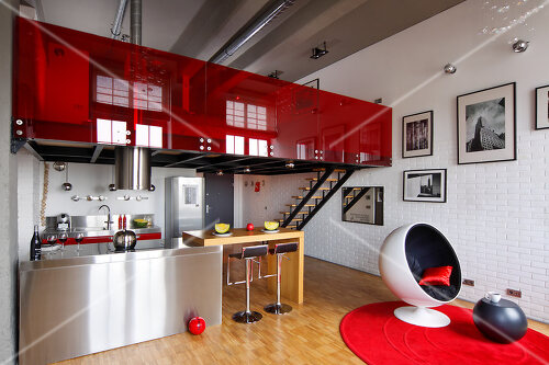Spacious loft in Zyrardów, Poland