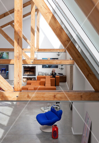 A collector's loft in Antwerp
