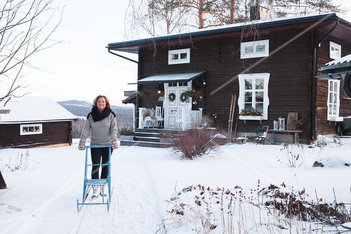 A Swedish country house in Balfors