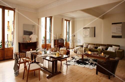 huldigung der klassik living4media. Black Bedroom Furniture Sets. Home Design Ideas