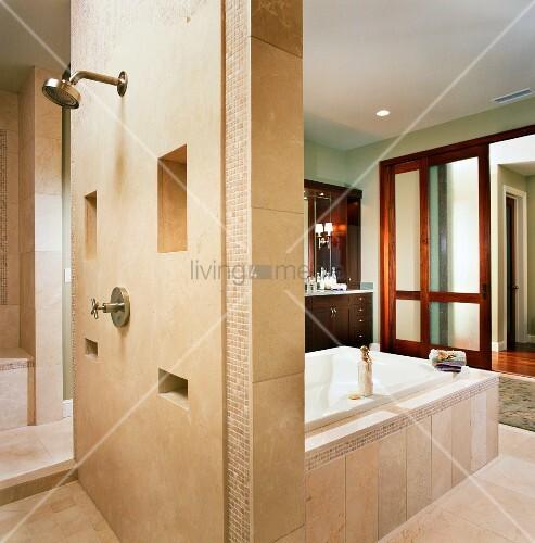 Raumteiler Bad 17 badezimmer raumteiler bilder damit der kunde sich wohl fuhlt sbz