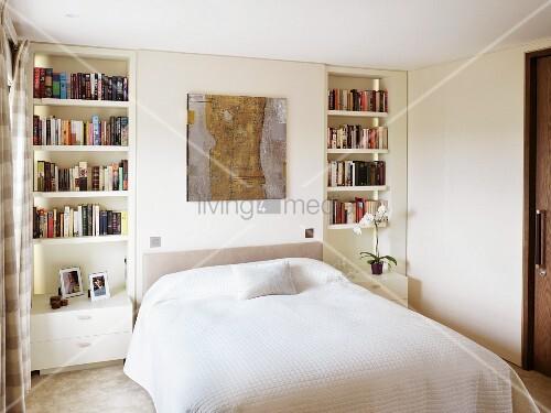 white bedroom shelves 3