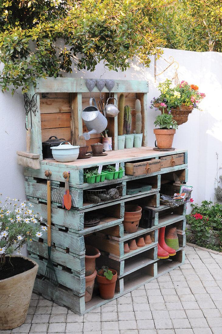 Especially for the gardener