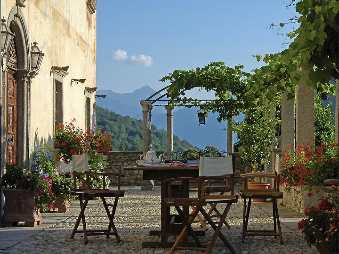 Palazzo im Piemont
