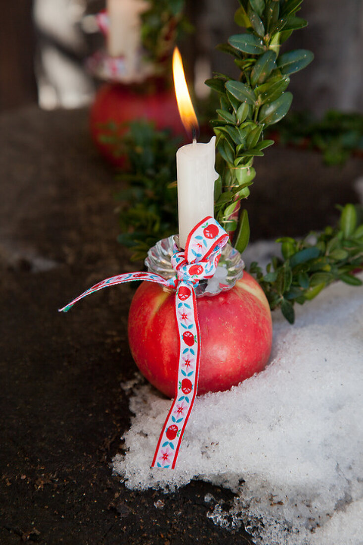 An Apple for the Holidays