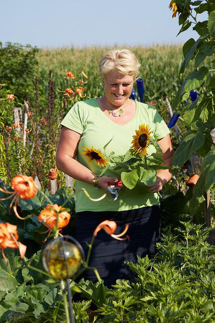 Farmyard Garden