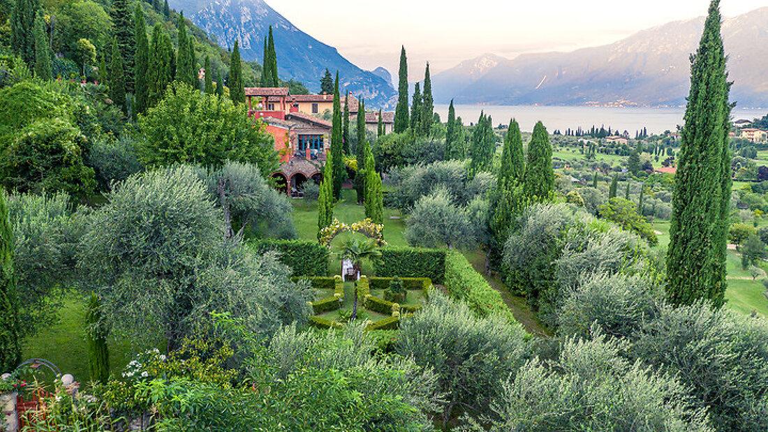 Grandeur at Lake Garda
