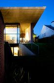 Schwungvolle Architektur