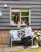 Englisches Cottage