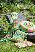 Garden Knitting