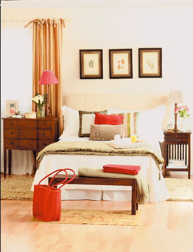 Dressing the Bedroom