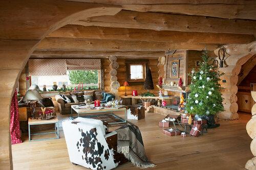 Christmas in the Pyrénées