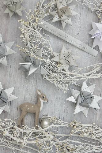 Tinsel and Reindeer
