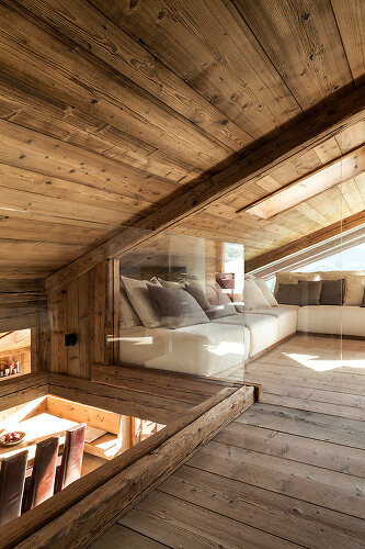 Rustic Comfort