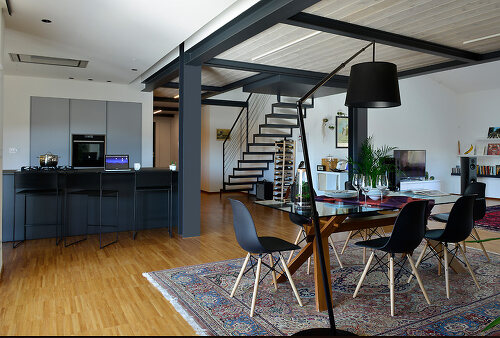 Suburban Loft
